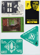 Ozzy Osbourne Backstage Pass