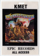 Molly Hatchet Laminate