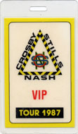 Crosby, Stills & Nash Laminate