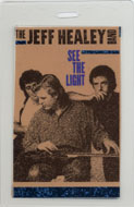 The Jeff Healey Band Laminate