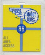 The Moody Blues Laminate