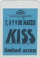 Kiss Laminate