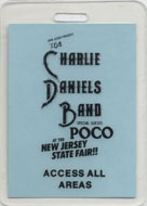 The Charlie Daniels Band Laminate