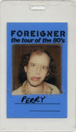 Foreigner Laminate