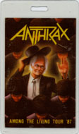 Anthrax Laminate
