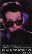 Elvis Costello Backstage Pass