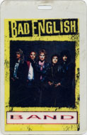 Bad English Band Laminate