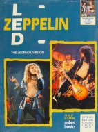 Led Zeppelin: The Legend Lives On Book