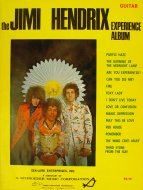 The Jimi Hendrix Experience Album Book