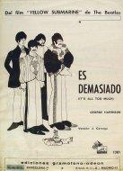 Es Demasiado (It's All Too Much) Book