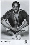 Al Jarreau Promo Print