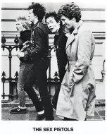 The Sex Pistols Promo Print
