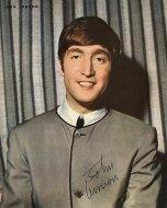 John Lennon Promo Print