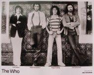 The Who Promo Print