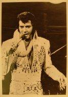 Elvis Presley Promo Print