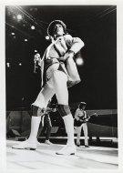 Mick Jagger Promo Print