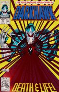 Darkhawk Comic Book
