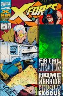 X-Force Comic Book