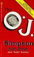 The O.J. Simpson Joke Book Book