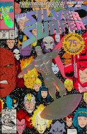 The Silver Surfer Comic Book