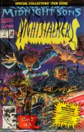 Rise Of The Midnight Sons: Nightstalkers Comic Book