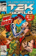 William Shatner's Tekworld Comic Book