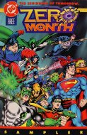 Zero Month: The Beginning Of Tomorrow Sampler Comic Book