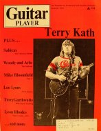 Guitar Player Magazine Magazine