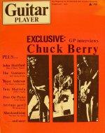 Guitar Player Magazine Magazine