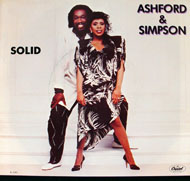 "Ashford and Simpson Vinyl 7"" (Used)"