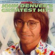 """John Denver's Greatest Hits, Volume 2 Vinyl 12"""" (Used)"""