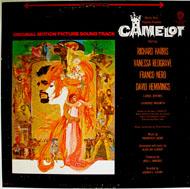 "Camelot - Original Motion Picture Soundtrack Vinyl 12"" (Used)"