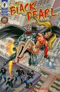 The Black Pearl Comic Book