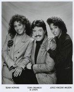 Tony Orlando Promo Print