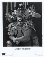 Legion Of Doom Promo Print