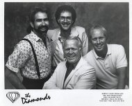 The Diamonds Promo Print