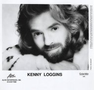 Kenny Logins Promo Print