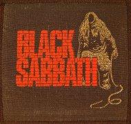 Black Sabbath Patch