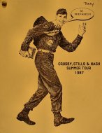 Crosby, Stills & Nash Program