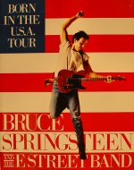 Bruce Springsteen & the E Street Band Program