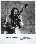 Lowell Fulson Promo Print