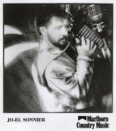 Jo-El Sonnier Promo Print