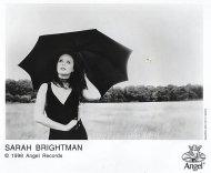 Sarah Brightman Promo Print