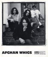 Afghan Whigs Promo Print