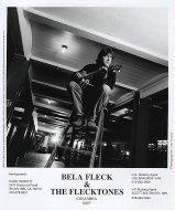 Bela Fleck & The Flecktones Promo Print