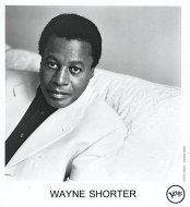 Wayne Shorter Promo Print