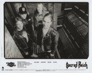 Sacred Reich Promo Print