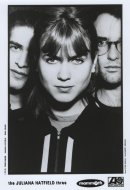 The Juliana Hatfield Three Promo Print