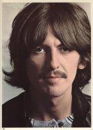 George Harrison Vintage Print