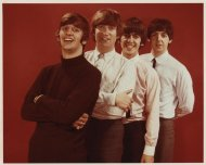 The Beatles Vintage Print